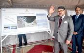 Tánger: SM el Rey inaugura la estación depuradora de aguas residuales de Boujalef y el sistema de reutilización de las aguas depuradas