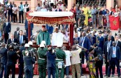 HM the King Arrives in Conakry for Working, Friendship Visit to Guinea