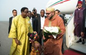 HM King Mohammed VI Arrives in Accra for Official Visit to Republic of Ghana