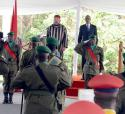 Rwandan President Offers Official Welcome for HM King Mohammed VI in Kigal