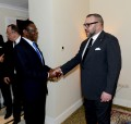 HM King Mohammed VI holds, in Addis Ababa, tête-à-tête talks with President of Equatorial Guinea, Theodoro Obiang Nguema Mbasogo