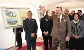 HM King Mohammed VI launches, in Fez, three projects by Mohammed V Foundation for Solidarity
