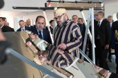 HM King Mohammed VI Inaugurates International Platform for Research, Training in Solar Energy 'Green Energy Park'
