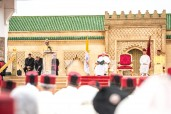 Speech of HM the King on the Occasion of Pope Francis Visit to Morocco