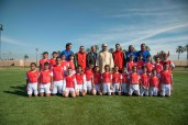HM King Mohammed VI inaugurates in Marrakesh Two INDH Social, Sports Projects