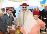 """SM el Rey lanza en Rabat la operación nacional de apoyo alimentario """"Ramadán 1436"""""""