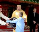 "HM The King Launches in Tetouan 2015-2016 School Year, ""One million Schoolbags"" Operation"