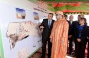 HM the King Inaugurates Water Projects in Dakhla