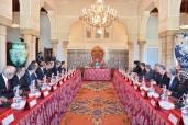 HM King Mohammed VI Chairs in Rabat Council of Ministers