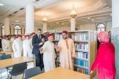 HM King Mohammed VI Inaugurates Administrative, Cultural Complex in Casablanca