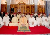 HM King Mohammed VI, Commander of the Faithful, Performs Friday Prayer at HH Princess Lalla Latifa Mosque in Salé