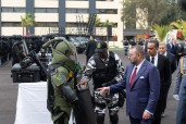 HM King Mohammed VI Visits Directorate General for Territory Surveillance (DGST), Inaugurates its Specialized Training Institute