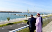 HM the King inaugurates in Tangier New Fishing Port and Marina, Two Flagship Projects of Reconstruction Program of Tangier's Port Area