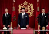 Al-Hoceima: HM King Mohammed VI delivers a speech to the Nation on the occasion of the Throne Day