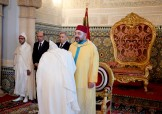 HM King Mohammed VI appoints at the Rabat Royal Palace new walis and governors at territorial and central administrations, FEC Director and AUC Director