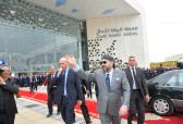 "HM King Mohammed VI Launches in Rabat Large-Scale Railway Projects in the wake of the Inauguration of High-Speed Train ""Al Boraq"""