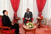HM King Mohammed VI receives at the Royal Palace of Rabat Mohamed Benalilou and appoints him as Ombudsman