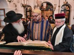 Medina of Essaouira: HM King Mohammed VI, Commander of the Faithful, Visits 'Bayt Dakira', a Spiritual and Patrimonial Space for Preservation and Enhancement of Judeo-Moroccan memory