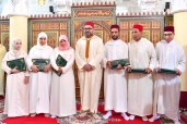 Essaouira: HM King Mohammed VI, Commander of the Faithful, Hands Mohammed VI Award to Outstanding Students of 2018-2019 National Program to Combat Illiteracy in Mosques