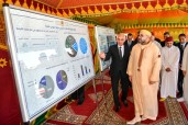 HM King Mohammed VI Launches Construction Works of Agadir Psychiatric Hospital