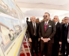 """HM King Mohammed VI launches the construction works of """"CMP- Mohammed V Foundation for Solidarity"""" at the Bensouda neighborhood in Fez, and gives His High Instructions for the creation of two additional centers in Fez and Tangier"""