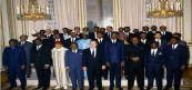 12th Franco African Summit - Paris, 1985