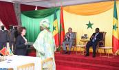 HM the King and Senegalese head of state chair signing ceremony of 13 bilateral agreements