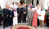 HM King Mohammed VI dedicates new apprenticeship-training center in handicraft in Tetouan