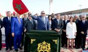 HM King Mohammed VI launches construction of Casablanca Grand Theater (CasArts) for 1.5 bln MAD