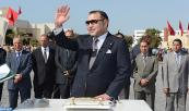 HM King Mohammed VI, Commander of the Faithful, launches in Rabat building works of Mohammed VI Institute for Imams, Murshidines and Murshidates Training
