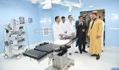 HM King Mohammed VI Inaugurates Mohammed VI University Hospital in Oujda