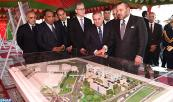 HM King Mohammed VI lays Foundation Stone of Mohammed VI University for Health Sciences in Casablanca
