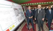 HM King Mohammed VI launches major infrastructure projects in Tétouan