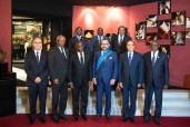 HM King Mohammed VI Receives Delegation of Speakers of 25th Africa Regional Parliamentary Assembly of La Francophonie
