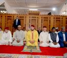 HM King Mohammed VI, Commander of the Faithful, Performs Friday Prayer at Antananarivo Mosque in Madagascar