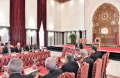 HM the King chairs in Tangiers Council of Ministers