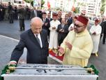 HM the King Inaugurates Abderrahmane Youssoufi Avenue in Tangier