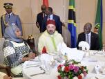 Tanzanian president, John Magufuli Pombe, Hosts Official Dinner in Honor of HM King Mohammed VI