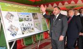HM King Mohammed VI launches in Tangiers Ibn Khaldoun integrated housing project