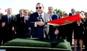 Rabat-Sale-Zemmour-Zaer: HM the King launches important road and urban development projects worth 1.5 bln MAD
