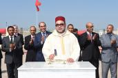 HM the King, Commander of the Faithful, launches reconstruction of Al Atiq Mosque in Ben M'Sik