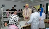 Inauguration of social projects in Tetouan: HM the King gives strong impulse to National Human Development Initiative programs