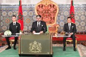 HM King Mohammed VI Delivers Speech to Nation on 44th Anniversary of Green March