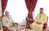 SM el Rey nombra al General de Cuerpo de Ejército Bouchaib Arroub, Inspector general de las FAR, Comandante de la zona Sur