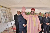 HM King Mohammed VI Lays in Rabat Foundation Stone of Regional Centre for Dental Care