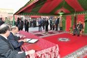 SM el Rey Mohammed VI preside en Marrakech la ceremonia de firma de la Convención relativa a la financiación, la restauración y la valorización de los circuitos turísticos y espirituales de la medina
