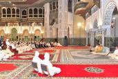 SM el Rey, Amir Al Muminin, preside la quinta charla religiosa del mes sagrado de Ramadán