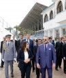 Casablanca: HM King Mohammed VI launches Anfa Velodrome Re-development, upgrading project