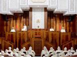 SM el Rey Mohammed VI pronuncia un discurso en la apertura de la I sesión del I año legislativo de la X legislatura