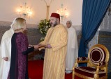 HM King Mohammed VI  Receives in Marrakech Several Foreign Ambassadors